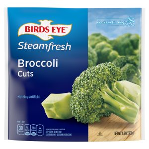 BIRD'S EYE STEAMFRESH BROCCOLI, 10.8OZ