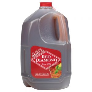 Red Diamond, Unsweet Tea, 1 Gallon