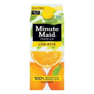 MINUTE MAID ORANGE JUICE LOW ACID, 59OZ
