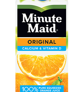 MINUTE MAID ORANGE JUICE W/ CALCIUM, 59OZ