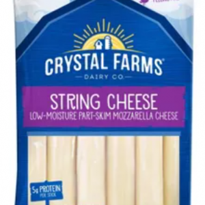 CF STRING CHEESE STICKS, 12CT