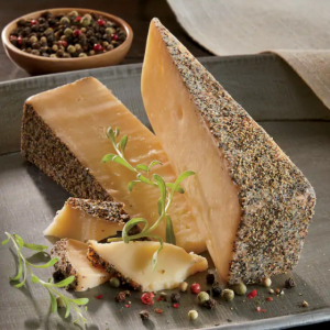 SARTORI BLACK PEPPER BELLAVITANO CHEESE, 5.3OZ