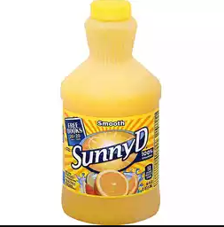 SUNNY D Smooth & Sweet Citrus Punch 6.7OZ, 8PK