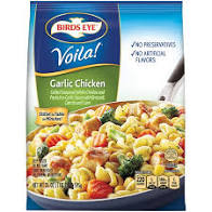 BIRD'S EYE VIOLA GARLIC CHICKEN, 21OZ