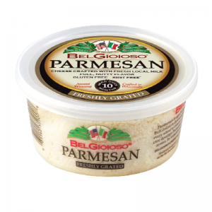 BELGIOIOSO PARMESAN GRATED CHEESE, 5OZ