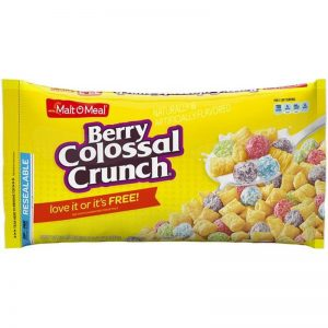 BERRY COLOSSAL CRUNCH, 34.5OZ