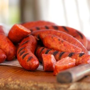 OPAS COUNTRY STYLE BLEND SMOKED SAUSAGE