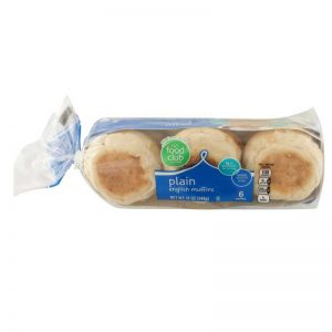 FCC ENGLISH MUFFINS, 6CT