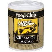 FDC CREAM OF TARTAR, 1OZ