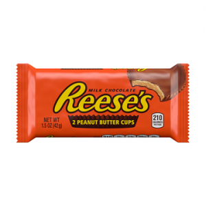 HERSHEY'S REESES PEANUT BUTTER CUP, 1CT