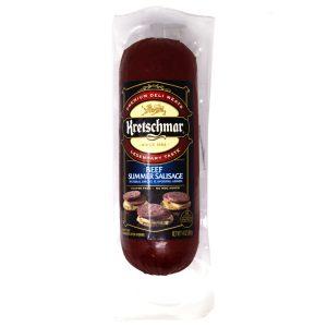 Kretschmar Beef Summer Sausage,