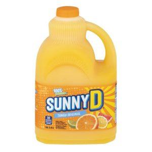 SUNNY D SMOOTH, 128OZ