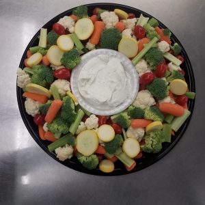 VEGETABLE TRAY, SMALL