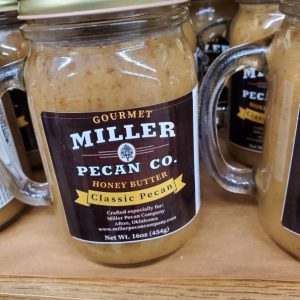 Miller Pecan Co Honey Butter