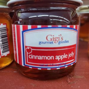 Gigi's Cinnamon Apple Jelly 1.5oz