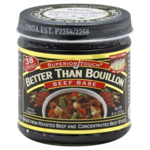 Better Than Bouillon – Roasted Beef Base – 8 Oz.