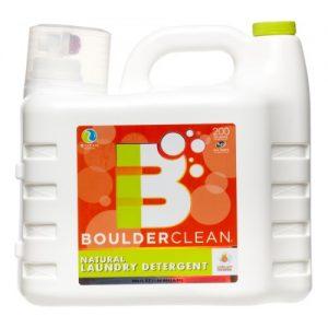 Boulder Cleaners Laundry Detergent – Liquid – 200 Oz