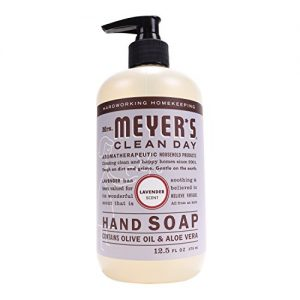Mrs. Meyer's Clean Day Aromatherapeutic Lavender 12.5 Oz. Liquid Hand Soap