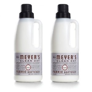 Mrs. Meyers Clean Day Fabric Softener Lavender 32 Oz