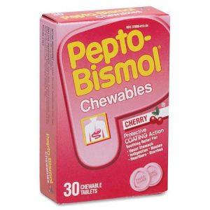 Acme Pepto-Bismol Tablets (Box of 30) (ACM51025)