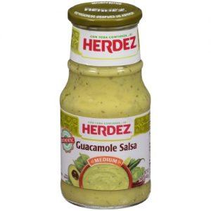 Herdez Guacamole Salsa Medium – 15.7 Oz