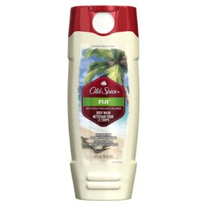 Old Spice Old Spice Body Wash for Men Fiji with Palm Tree Scent, Inspired by Nature, 473 ML 473.0 ML