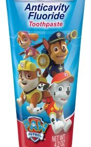 Orajel PAW Patrol Anticavity Fluoride Toothpaste, Bubble Berry, 4.2 oz.