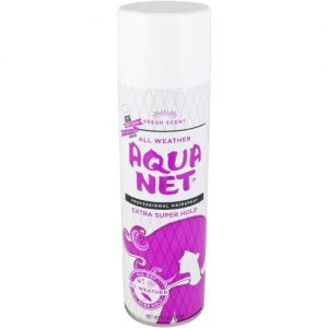 (2 Pack) Aqua Net Fresh Fragrance Extra Super Hold Hair Spray, 11 Oz