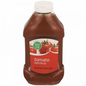 Ketchup, 64 OZ