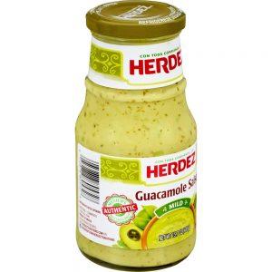 Herdez Guacamole Salsa Mild – 15.7oz