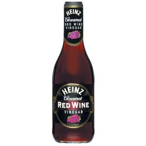 Heinz Gourmet Red Wine Vinegar 12 Oz Pack of 6 – All