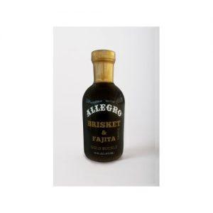 Allegro Gold Buckle Brisket & Fajita Sauce