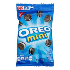 Wholesale Oreo Mini Big Bag 3 Oz(12x$1.73)