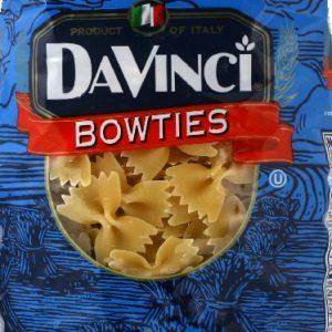 (4 Pack) Davinci Bowties Pasta, 16 Oz, – Pack of 12