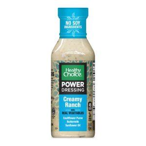 Healthy Choice Power Salad Dressing Creamy Ranch 12 Oz.