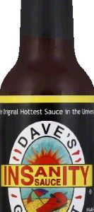Dave's Gourmet Insanity Hot Sauce 5 Oz Pack of 12 – All