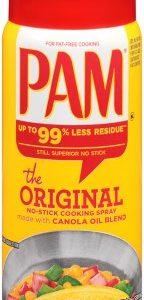 Pam No-Stick Cooking Spray – 6.0 Ounces