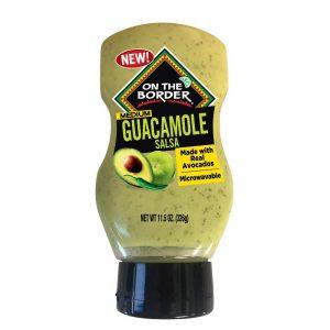 On the Border Guacamole Salsa Squeeze Bottle – 11.5oz