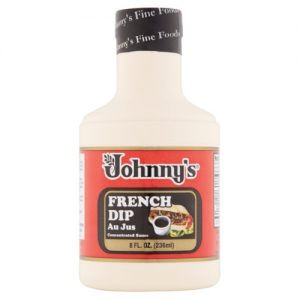 B78591 Johnny S French Dip Au Jus Sauce Concentrate -6×8 Oz
