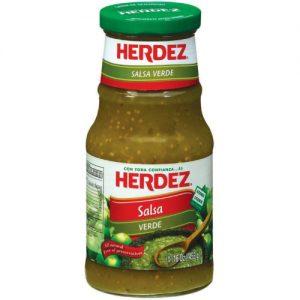 Herdez Salsa Verde 16 Oz Pack of 12 – All