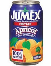 Jumex Nectar Apricot 11.3 Oz Pack of 24 – All