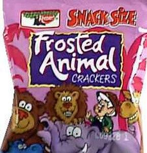 11345 2 Oz Frosted Animal Crackers – Pack of 8