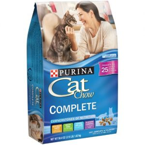 Purina Cat Chow Complete – 50.4 Oz