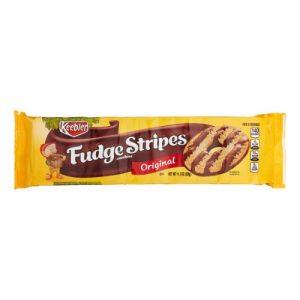 Keebler Fudge Shoppe Fudge Stripes Cookies – 11.5 Ounces