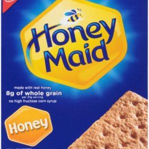 Honey Maid Honey Graham Crackers – 14.4oz