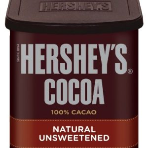 Hershey's Natural Unsweetened Cocoa – 8oz