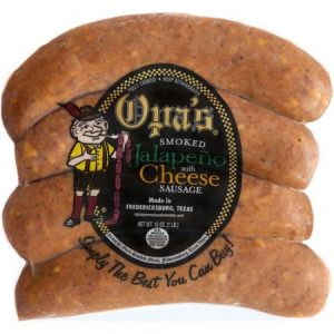 Opa's Smoked Meats Jalapeno with Cheese Sausage Links, 16 Oz.