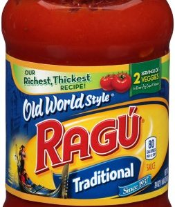 (3 Pack) Ragú Old World Style® Traditional Sauce, 24 Oz.