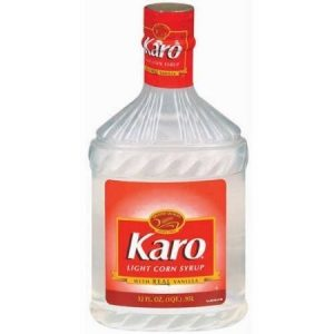 (2 Pack) Karo Light Corn Syrup with Real Vanilla, 32-Ounce