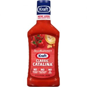 Kraft Classic Catalina Salad Dressing 16oz